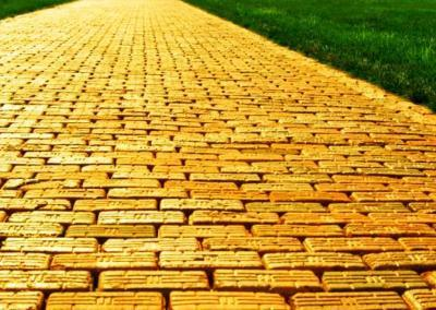 Somewhere: Find Your Yellow Brick Road